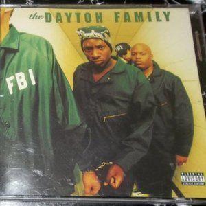 THE DAYTON FAMILY CD